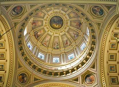 Cathedral Basilica Of St. Peter & Paul