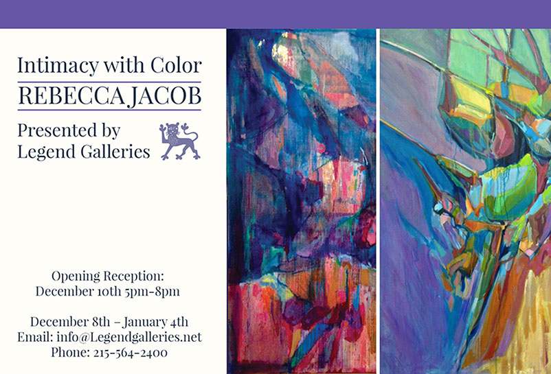 Intimacy with Color Opening Reception